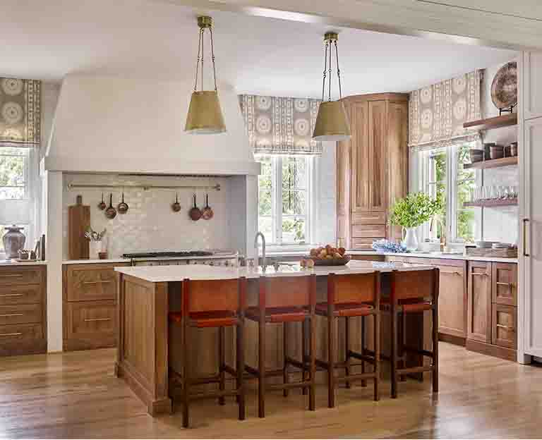 Kitchen - Westview -RHiggins Interiors