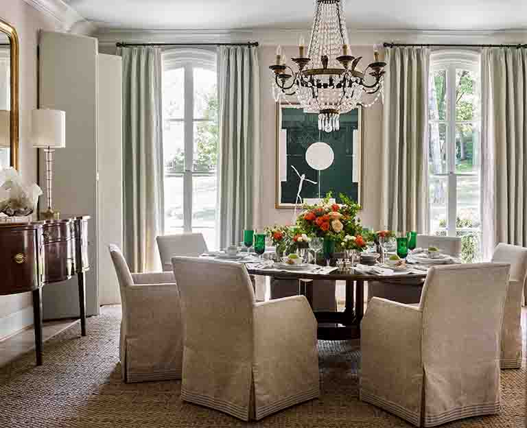 Dining Room - Westview -RHiggins Interiors